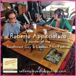 Roberto Appicciafoco, Founder of Southwest Gay and Lesbian Film Festival - Pyragraph