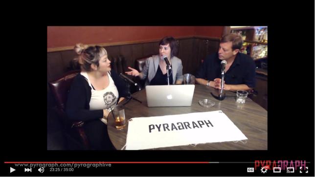 Mauro Woody - Pyragraph