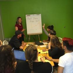 Keshet Ideas and Innovation Center - Pyragraph