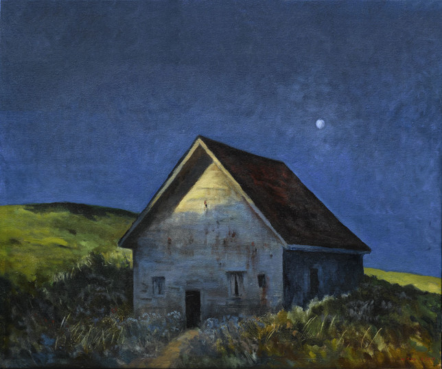 """Moon Over Broken Heartsville"" by Mark Beck - Pyragraph"
