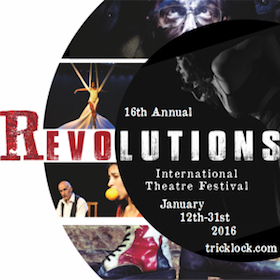 Revolutions International Theatre Festival