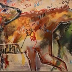 """Three Horses"" by Rocky Norton - Pyragraph"