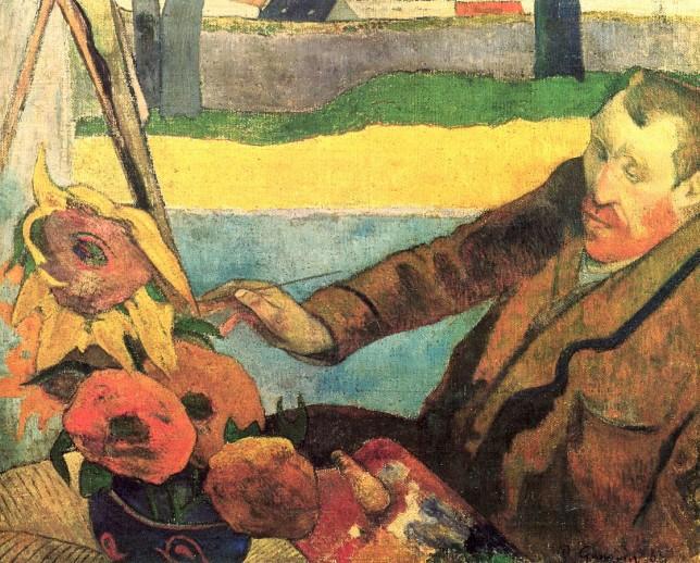 Van Gogh - Pyragraph