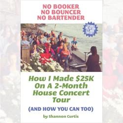 No Booker, No Bouncer, No Bartender by Shannon Curtis - Pyragraph
