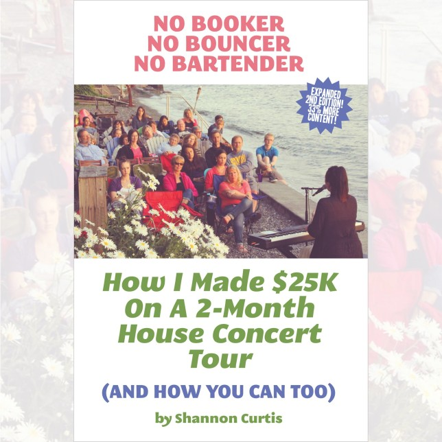No Booker, No Bouncer, No Bartender by Shannon Curtis - Pyragraph