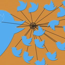 using twitter - Pyragraph