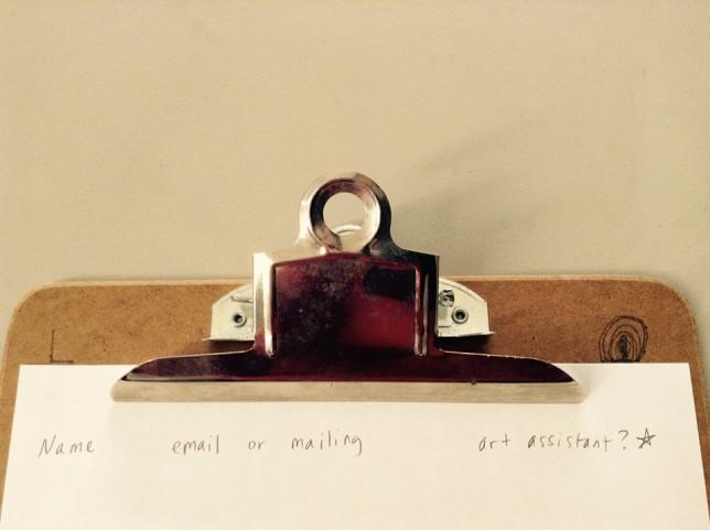 artist talks - Pyragraph