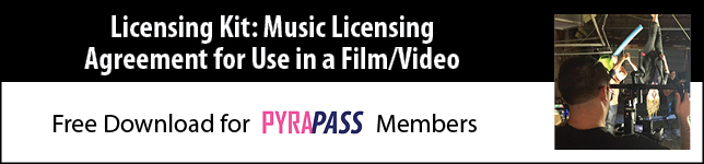 Licensing Kit: Music Agreement for Film