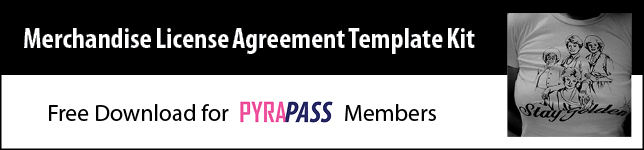 Merchandise License Agreement Template Kit