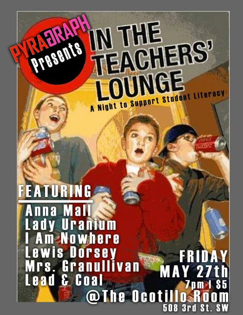 In the Teacher's Lounge - Pyragraph