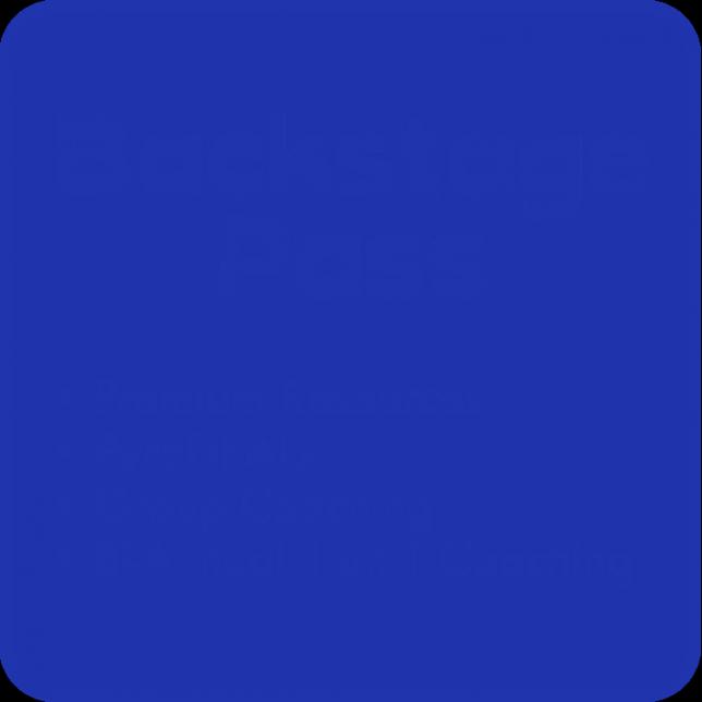 PyraPass-Backstage Pass-Pyragraph