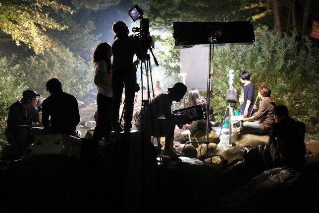 Film set - Pyragraph
