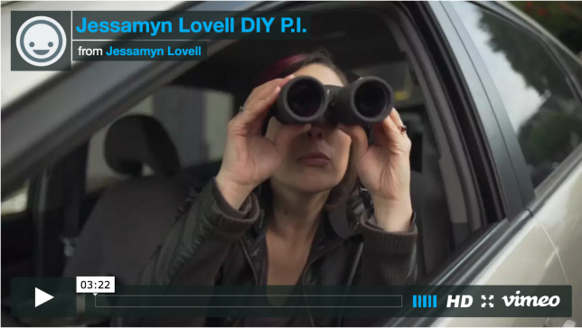 Jessamyn Lovell video - Pyragraph