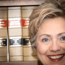 Hillary Clinton by Clarke Conde - Pyragraph