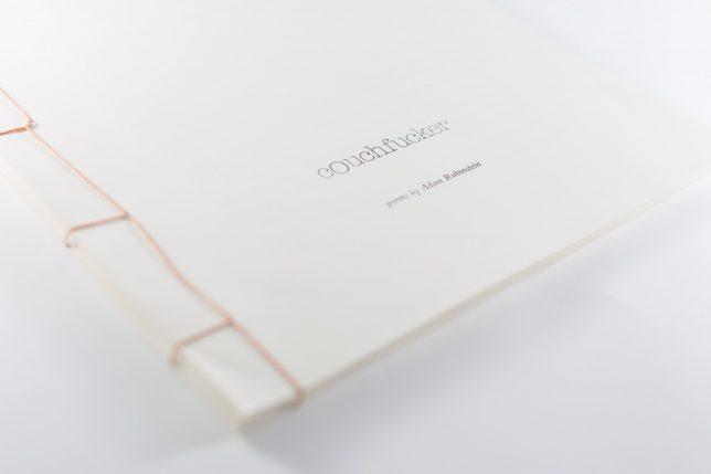 Handmade book by Adam Rubinstein - Pyragraph