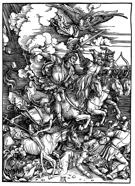 durer_revelation_four_riders - Pyragraph