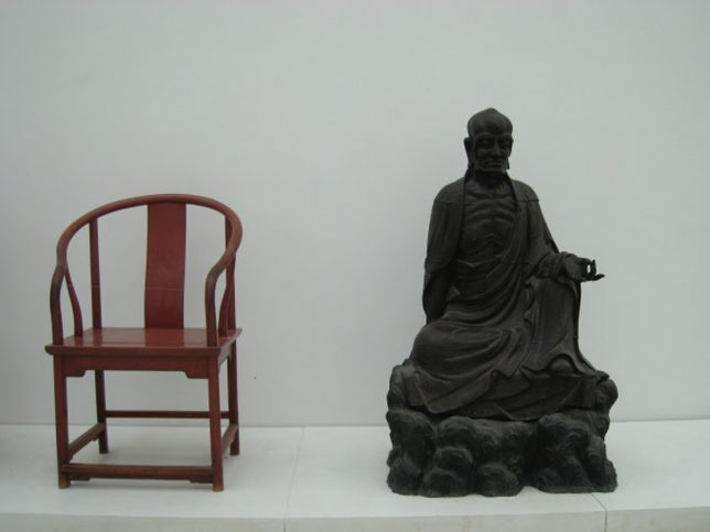 Buddhism and meditation. Photo by Danila Rumold - Pyragraph