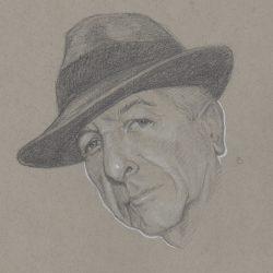 Leonard Cohen - Michael Ellis - Pyragraph