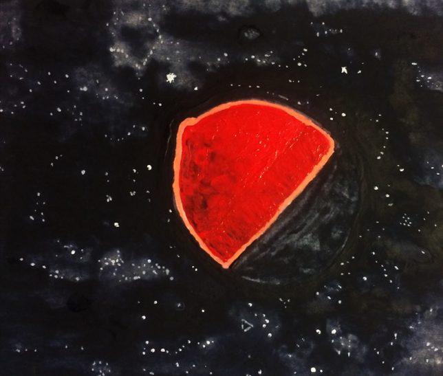 Maraschino Mars - Erica Sparks - Pyragraph