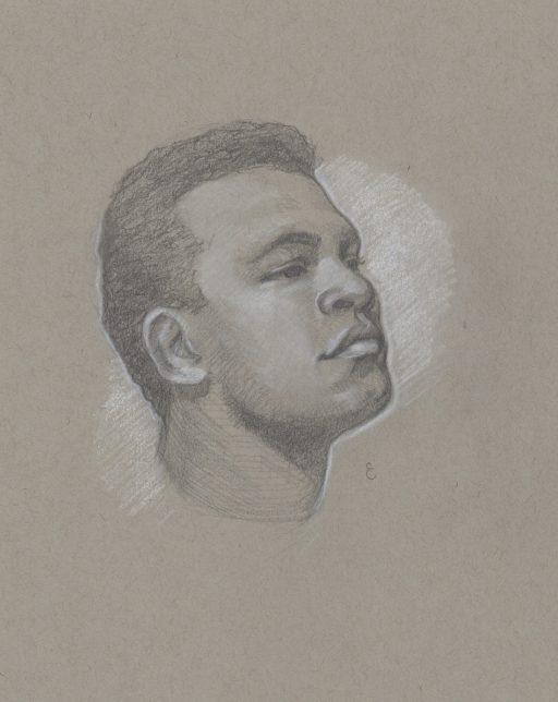 Muhammad Ali - Michael Ellis - Pyragraph