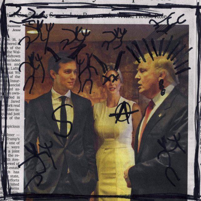 Trump by Clarke Conde - Pyragraph