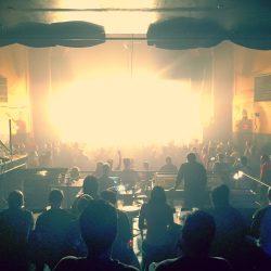 Rock concert - Pyragraph