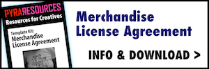 Art Merchandise Licensing Agreement