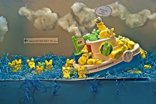 Anita Ritenour - The Wreck Of The Edmund Peepsgerald - Pyragraph