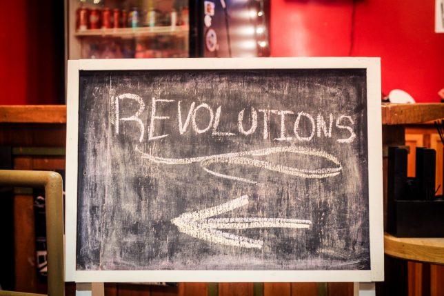 Revolutions - Clarke Conde - Pyragraph