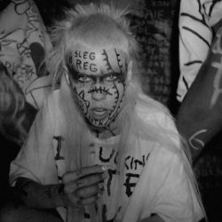 fat faded fuck face - die antwoord - pyragraph