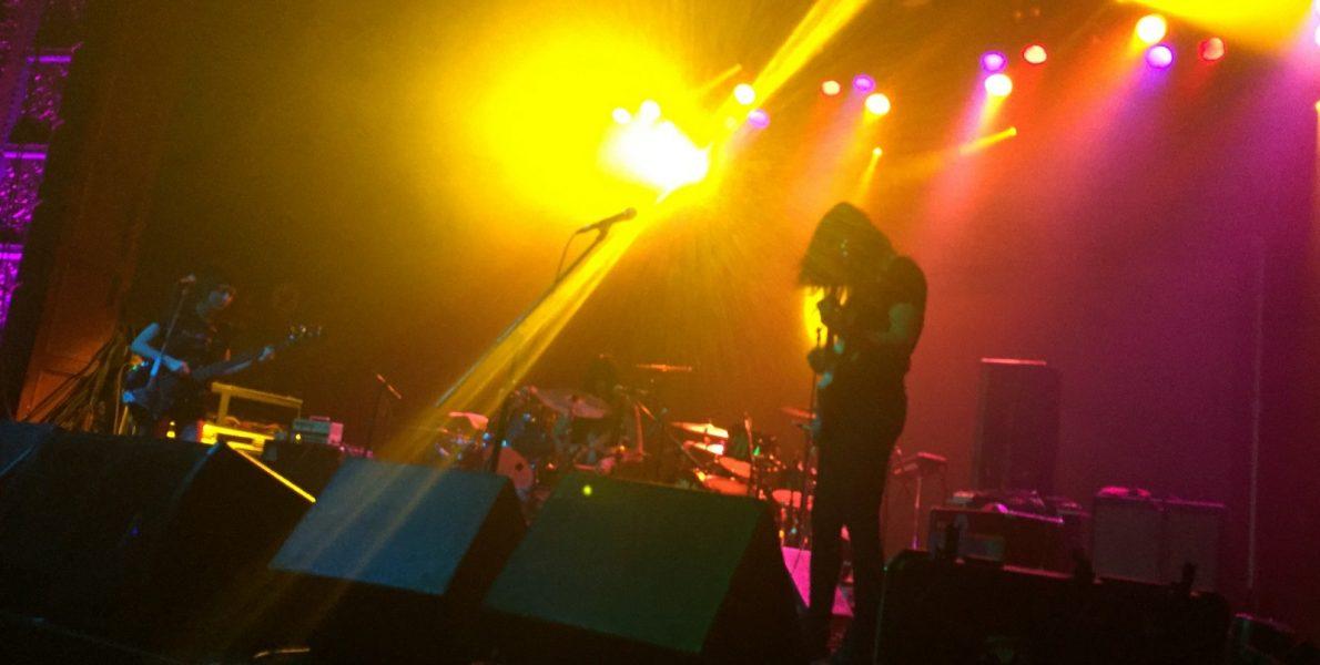 Rock show - Pyragraph