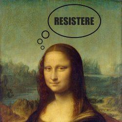 Mona Lisa Resistere - Pyragraph