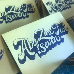 ABQ Zine Fest Seven - Pyragraph