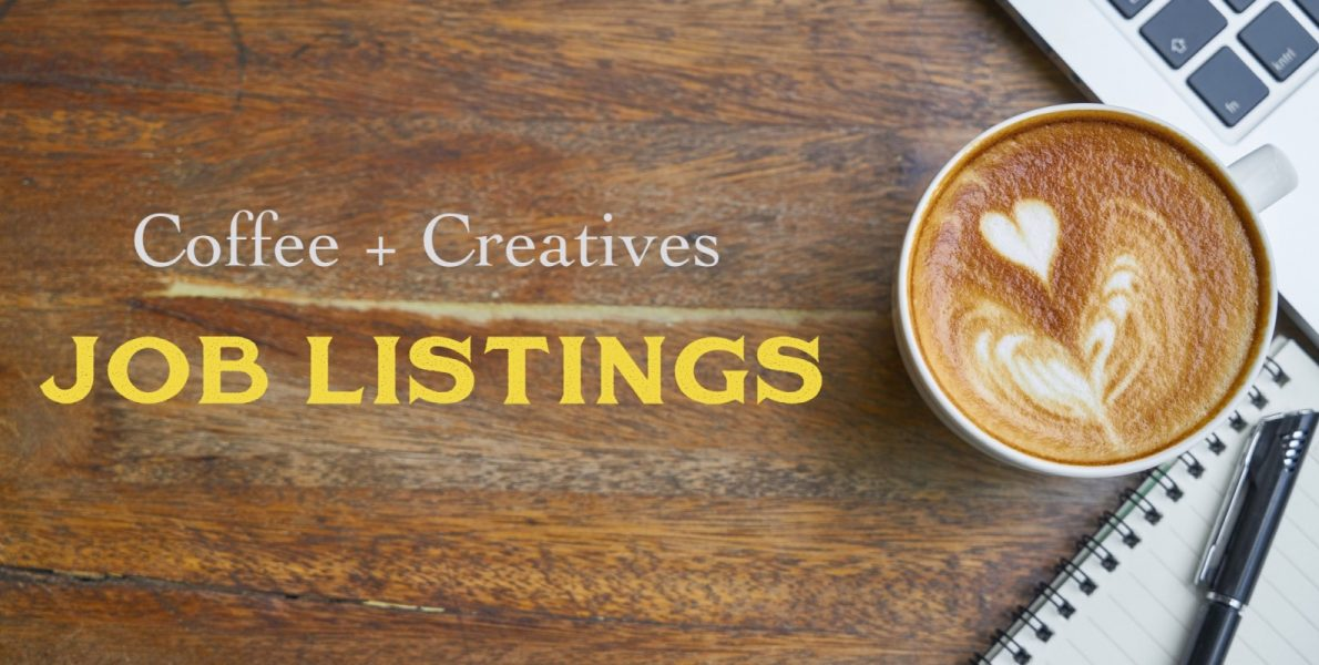 Coffee + Creatives Job Listings - Pyragraph