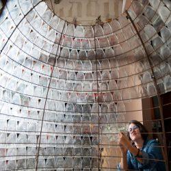 Dome by Viviana Paredes, photo by Julio Martinez - Pyragraph