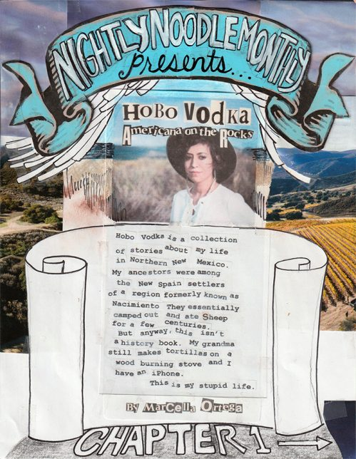 Hobo Vodka, Americana on the Rocks - Pyragraph