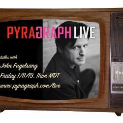 John Fugelsang on Pyragraph LIVE - Pyragraph