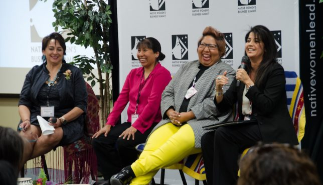 Native Women Lead conference, photo by Jonathan Sims - Pyragraph