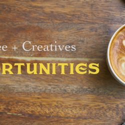 Coffee + Creatives Opportunities - Pyragraph