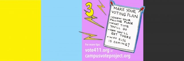 Supercharge Your Vote 3, illustration by Eva Avenue - Pyragraph
