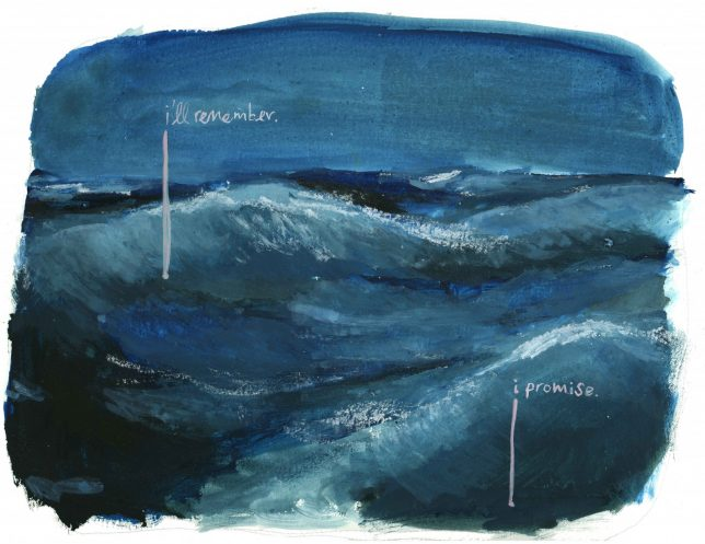 Zahra Marwan, Stories Against the Sea - Pyragraph