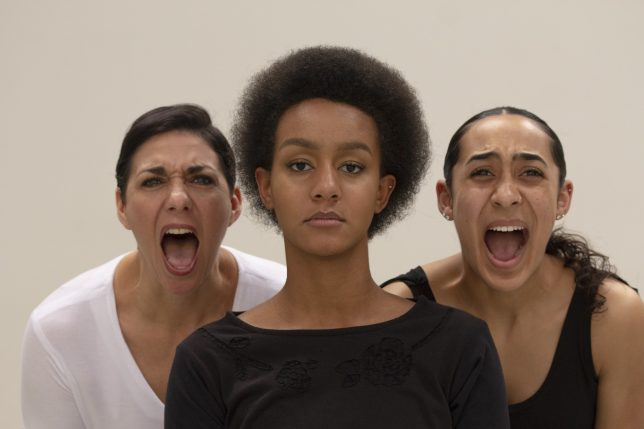 Movement for Mercy Project, Keshet Dance & Center for the Arts - Pyragraph