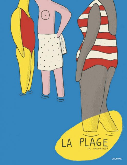 Cover of La Plage by Sol Undurraga - Pyragraph