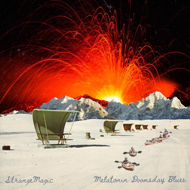 Melatonin Doomsday Blues by Strange Magic - Pyragraph