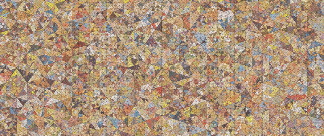 Penrose Substitution by Jared Tarbell - Pyragraph
